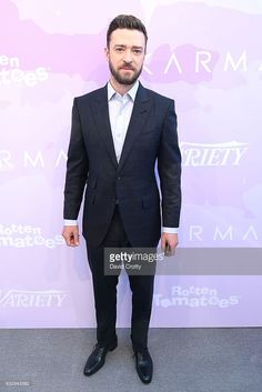 Justin Timberlake arrives at Variety's Celebratory Brunch Event For Awards Nominees Benefiting Motion Picture Television Fund at Cecconi's on January 28, 2017 in West Hollywood, California.