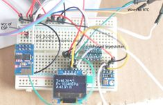 After I added an RTC and an OLED to the ESP8266-01 through I2C, I presumed it should not be too difficult to add a BMP180 as well, in spite of coming across some postings on Internet of people not …