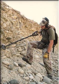 Made in the USA:  Garrett Metal Detectors ... Hobby Metal Detectors