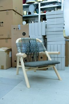 Unam Chair for brand Very Wood
