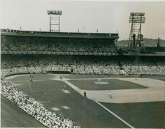 Crosley Field, home of the Cincinnati Reds for nearly six decades was a small pristine ballpark with lots of charm and character.