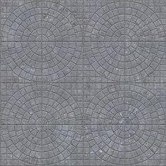 Textures Texture seamless | Cobblestone paving texture seamless 06446 | Textures - ARCHITECTURE - PAVING OUTDOOR - Pavers stone - Cobblestone | Sketchuptexture