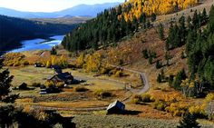 Elk Lake Resort, Montana **Getting paid to live in paradise!**