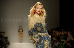 Toronto Fashion Week: Lucian Matis and Mackage on Day 3 #style #model #catwalk