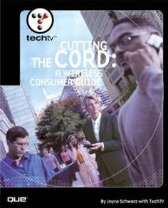 here's the CUTTING THE CORD book cover still available on Amazon