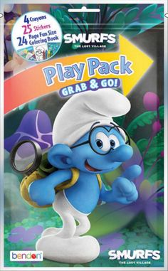 Partytoyz Inc. - Smurfs Grab N Go Grab and Go Play Pack Party Favors - Lost Village (1 Pack), $1.00 (http://www.partytoyz.com/smurfs-grab-n-go-grab-and-go-play-pack-party-favors-lost-village-1-pack/)
