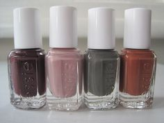 Essie Fall Collection - love!