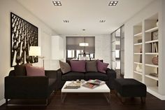 The final home in this post is just 45 square meters (484 square feet).