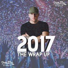 "2017 The Wrap Up Mixed By Dean Mac by DJ DEAN MAC http://ift.tt/1vvxitG ""dj dean mac"""
