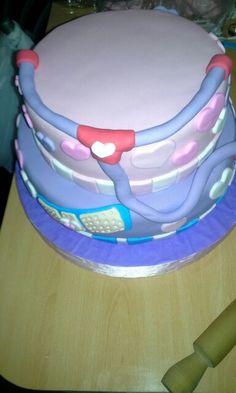 Torta Dra juguetes