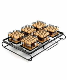 BRILLIANT! AND ONLY $18 AT HOME DEPOT - GREAT GIFT FOR SMORES LOVERS WHO ARE GRILL MASTERS! Need a creative thank-you gift idea for the gracious hostess? These picks are sure to encourage a return invitation.