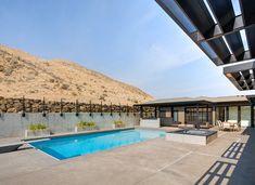 Riesige Villa mit Pool und Einflüssen japanischer Architektur | Studio5555
