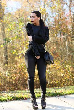 ALL Black | the Fashion Bybel