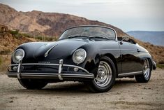 1956 Porsche 356 Speedster | HiConsumption