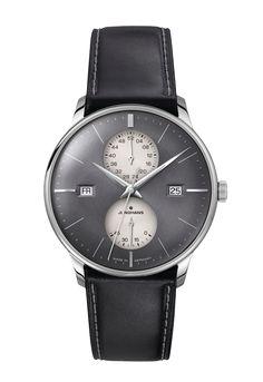 Ref. Nr. 027/4567.00 - Seit 1936 steht das Prädikat Meister für den klassischenUhrenbau bei Junghans. Dieser Tradition folgend entstehen die heutigen Meister Uhren durch Leidenschaft für Präzision und ausgeprägtes Qualitätsbewusstsein.