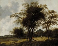 Croos, Anthony Jansz. van der: Huis ten Bosch -linnan puisto (1650)
