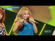 [HOT] SISTAR - SISTAR Goodbye Medley, 씨스타 - 씨스타 굿바이 메들리 Show Music core ...