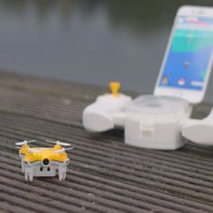 Pokémon Go has hit the ground running, breaking game release records and getting people out of the house and onto city streets. This new drone promises to take the game even further, allowing aeria…