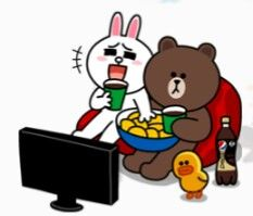 Cute Couple Cartoon, Cute Love Cartoons, Line Brown Bear, Line Cony, Bear Gif, Cony Brown, Cute Love Gif, Line Friends, Love Pictures