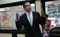 El diputado Rolando González es uno de los principales críticos de lo que llama ocultamiento. (CRH)