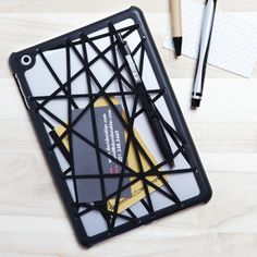 Web iPad Mini Case by Chet