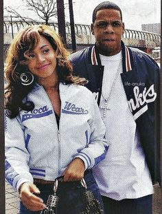 Bey and Jay throwback