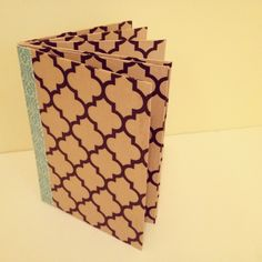 Tutorial: Mini Album Using Recycled Cereal Boxes - #7 most popular dollar store craft tutorial of 2013