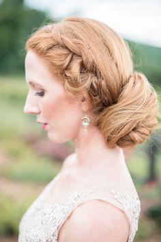 Autumnal Vineyard Wedding Inspiration | Cathy Durig Photography | We Tie The Knots | Bridal Musings Wedding Blog 33