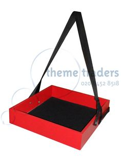Usherette Tray props - prophire