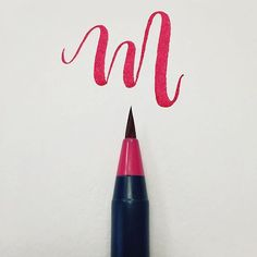 Akashiya Sai Watercolor Brush Pen M