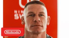 John Cena Plays Nintendo Switch In Unexpected Places