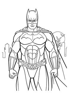 Disegni da Colorare - LEGO DC Comics Super Heroes - Supergirl ...