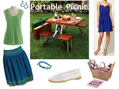 What to wear to a family picnic!