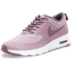 Nike Nike Womens Air Max Thea Txt ($130) ❤ liked on Polyvore featuring shoes, athletic shoes, lightweight shoes, nike footwear, synthetic shoes, breathable shoes and fleece-lined shoes