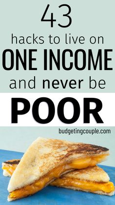 Spend less than you earn: that's all it takes to grow your savings! But it's hard to do when you're living on one income. You need tips, find them at Budgeting Couple. Learn to live more frugal on your one income with this thrifty advice and start building your savings. #budget #savings #frugal #savingtips #moneysaving Money Saving Tips, Ways To Save Money, Money Tips, Frugal Living Tips, Frugal Tips, Never, Budgeting Money, Money Matters, Money Management