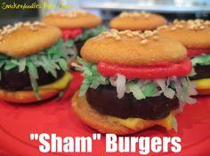 Sham Burgers Tutorial