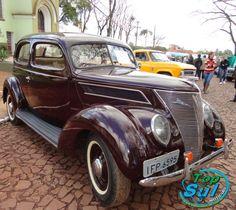 CARROS: Relíquias Ford 1929, Ford 1937 e Dodge 1951 confirmados para o 4º encontro de Carros Antigos de Tuparendi - RS :: TopSul Notícias