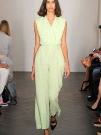 London Fashion Week Spring 2014: Emilia Wickstead Collection