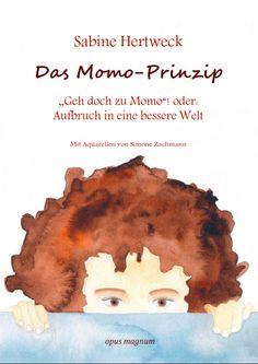 Das neue Buch von Sabine Hertweck «Das Momo-Prinzip» als E-Book Version