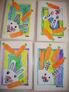 Aprender Brincando: Atividade de Páscoa para Educação Infantil!