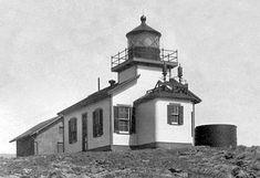 Point Arguello Lighthouse, California at Lighthousefriends.com