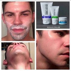 "Rodan+Fields is NOT just for women! Men love the results they get from our popular ""Beyond the Shave""!  Check out what my fellow Consultant Nathan Mckellips said about our BEYOND THE SHAVE Regimen specifically for MEN!!  ""I stopped shaving 10 years ago. I would get razor burn so bad that I would breakout in a rash. My skin would itch and hurt. I tried changing razors, shaving gels, applying ""Bump Stopper"" among others gels after shaving and nothing would ever work for me. I honestly became…"