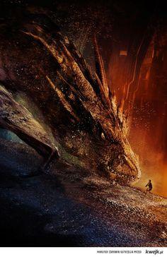 Smaug poster #Hobbit