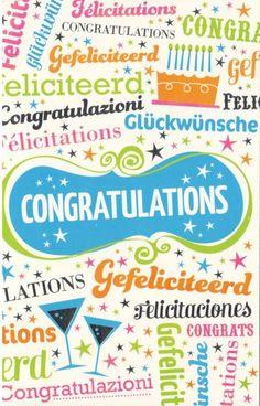 gefeliciteerd talen Mejores 8 imágenes de Internationale kaartjes en Pinterest  gefeliciteerd talen