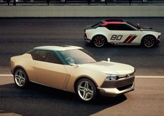 Nissan IDx Freeflow Concept and IDx NISMO Concept, a new 510?