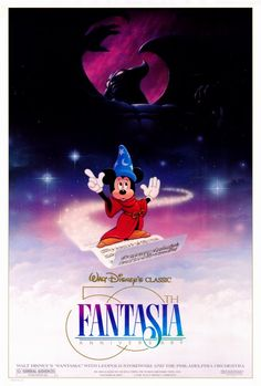 Fantasia - The most creative Disney film by far! (9.5/10)