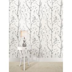You'll love the Nome Gray Woods Peel And Stick Wallpaper at Wayfair - Great Deals on all Furniture products with Free Shipping on most stuff, even the big stuff.