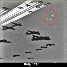 Foo Fighter UFOs are an aviation mystery even until this day.