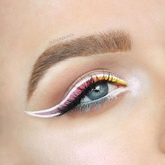 WEBSTA @ blendnsmack - #SpringVibesProducts:@tartecosmetics tartelette palette@colourpopcosmetics Super Shock Shadow - Eye Candy@jeffreestarcosmetics Liquid Lipsticks - Druglord, 714, Virginity, Queen Bee 🐝 @anastasiabeverlyhills Moonchild Glow Kit@makeupforevermea @makeupforeverofficial Aqua XL eye pencils M-26(blue), M-16(white), M-30(mint).@kikomilanoarabia Volumizing Effect Mascara #kikotrendsetters@pinkygoatlashes Flare Glam Individual lashes@mywunderbrow Brow Gel - Brunette