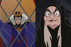 Masters of Disguise   Evil Queen #Disney #SnowWhite